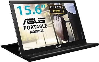 ASUS MB169B+ 15.6in Full HD 1920x1080 IPS USB Portable Monitor (Renewed)