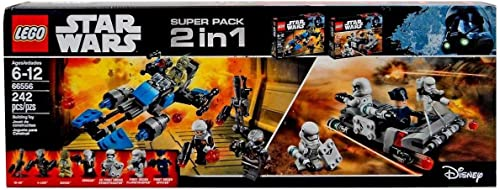 LEGO 2 in 1 Star Wars 66556 Building Set