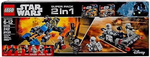 LEGO 2 in 1 Star Wars #66556