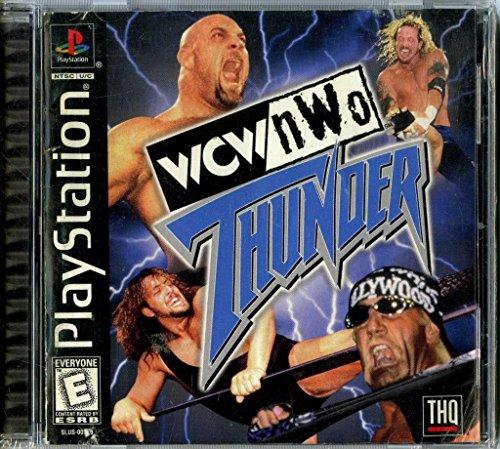 Playstation 1 - WCW/nWo Thunder