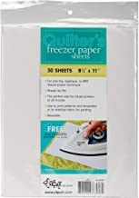 C&T Publishing 20107 Quilter''s Freezer Paper Sheet, 8-1/2-Inch x 11-Inch, by_avalonteam