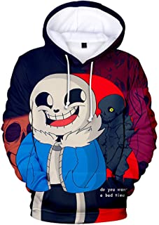 Printed Pullover 3D Hoodies Fashion Women/Men Long Sleeve Hooded Sweatshirt Trendy Streetwear Clothes Cool Cartoon Tops Bl...