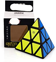 MoYu Brand Magic Cube 333 Pyramid Speed Cube Professional Cubo JZT-QIYI-Black