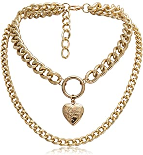 Best ladies chunky necklaces Reviews