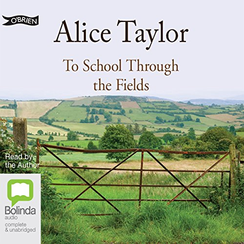 To School Through the Fields cover art