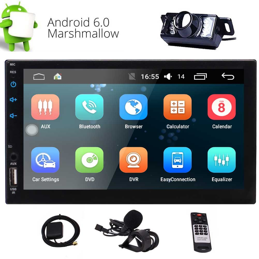 EinCar Bluetooth Navigation Autoradio Mirrorlink