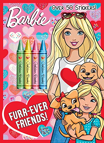 Furr-Ever Friends! (Barbie)