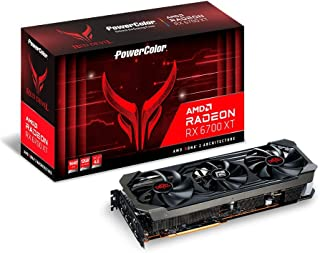 GPU AMD RX6700XT 12GB D6 POWER COLOR 12GBD6-3DHE/OC 1A1-G00347700G