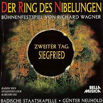Wagner: Der Ring des Nibelungen, zweiter Tag - Siegfried