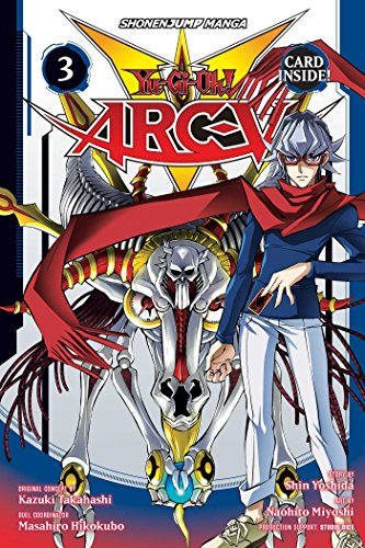 Yu-Gi-Oh! Arc-V, Vol. 3 (3)