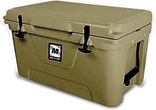 Mainline ML45LN-T 45Liter/48Quart Tan Rotomold Insulated Cooler