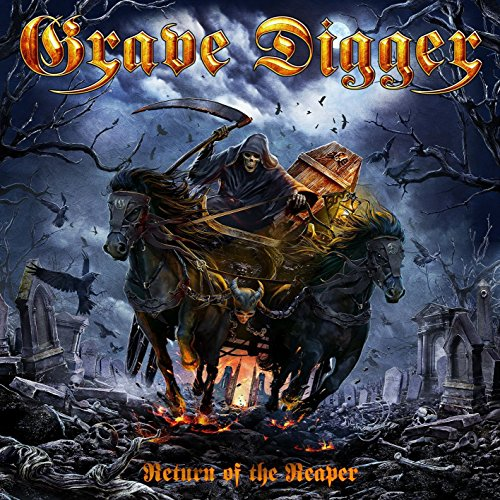 Grave Digger: Return of the Reaper (Audio CD)