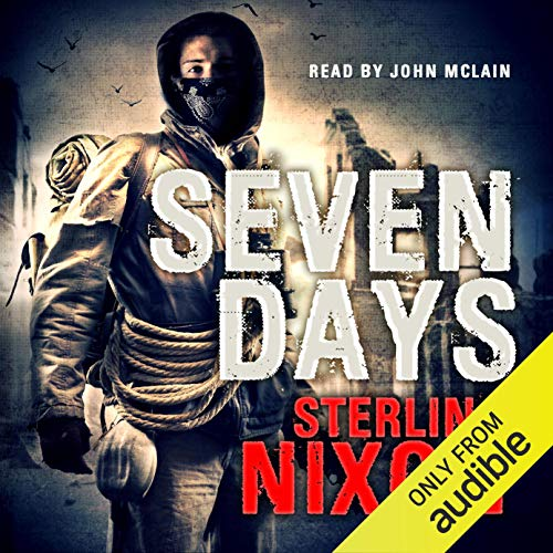 Seven Days  By  cover art