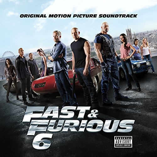 Fast & Furious 6 by Soundtrack (2013-05-20)