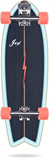 YOW Pipe Surfskate Completos, Unisex Adulto, Azul,...