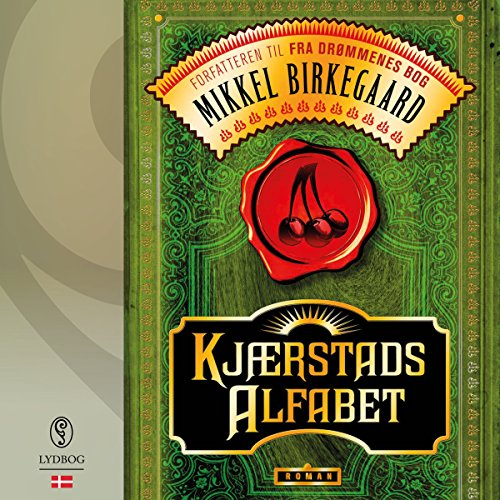 Kjærstads alfabet (Danish Edition) audiobook cover art