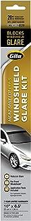 Gila 50166056 Heat Shield Plus Black Window Tint, 1 roll