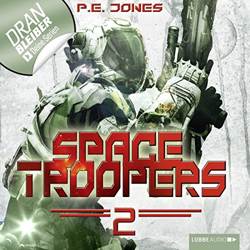 Krieger (Space Troopers 2) Titelbild