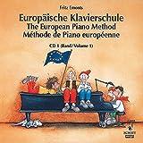 EuropaIsche Klavierschule 1 - Begleit-CD