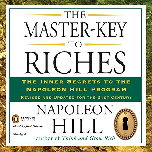 The Master-Key to Riches audiobook cover art