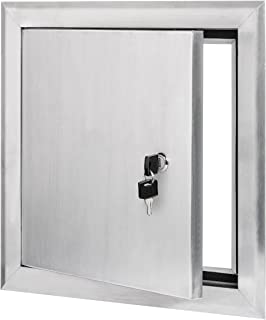 Premier 2400 Series Aluminum Universal Access Door 14 x 14 (Keyed Cylinder Latch)