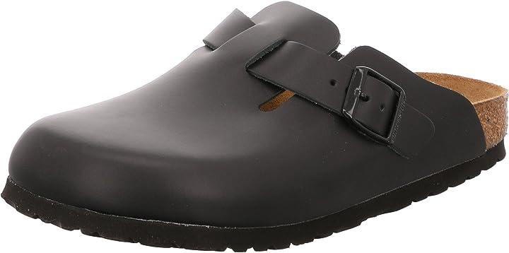 Sandali birkenstock boston oiled leather habana color marrone ? 00860133360