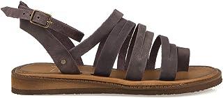 Ziya, Hakiki Deri Kadın Sandalet 10183 090