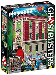 Image: PLAYMOBIL® Ghostbusters Firehouse | Something strange in your neighborhood? Call the Ghostbusters Firehouse! title=