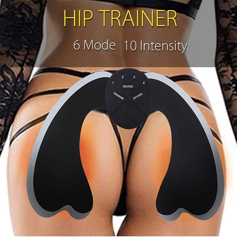 14PCS /セットEMSトレーナーヒップリフターエンハンサー筋肉トレーニング腹筋痩身セクシーなキット