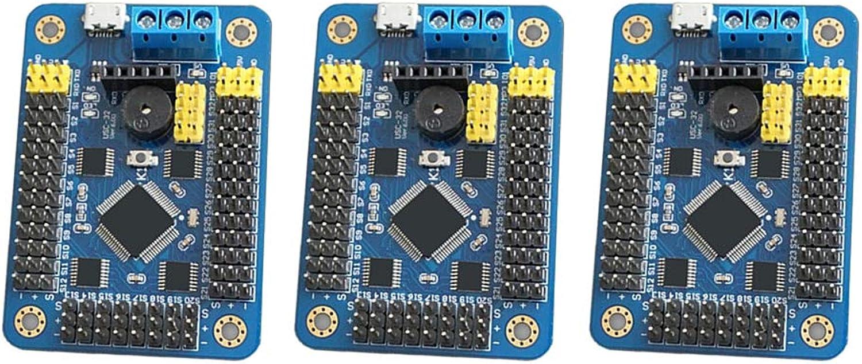 B Blesiya 3 Pieces 16M Arduino 32Channel Servo Control Board USB Controller Drive