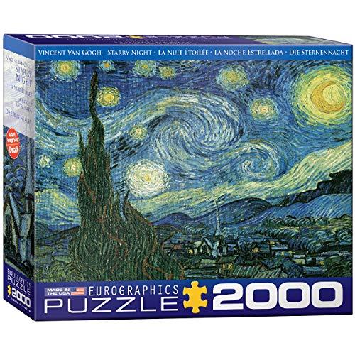 EuroGraphics - Rompecabezas, 2000 Piezas (EG82201204)