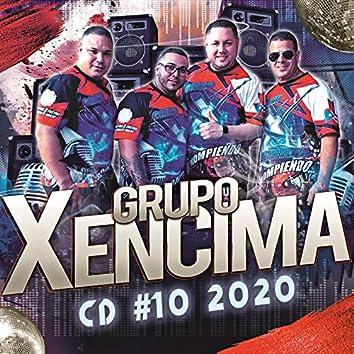 Grupo X Encima CD #10 2020
