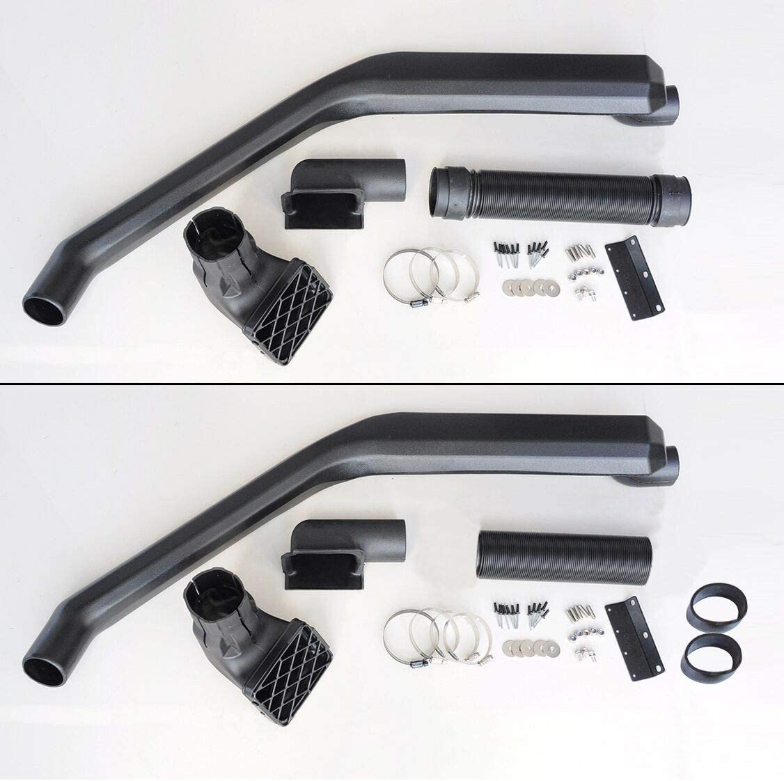 hegene Compatible for Ranking integrated 1st place New Air Finally resale start Ram pla Snorkel Kit Set Intake Car