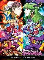 Street Fighter Vs Darkstalkers 1: Underworld Warriors