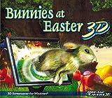 Bunnies at Easter 3D Screensaver
