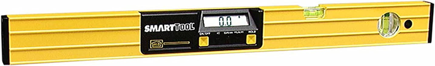 M-D Building Products 92288 SmartTool 24-Inch Electronic Level with Module