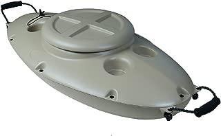 CreekKooler - Outdoor Insulated Floating Cooler - 30 Quart