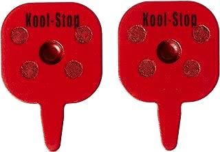 Kool Stop Steel Disc Brake Pads for Tektro Mech/Hydraulic