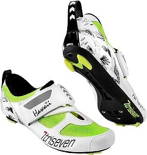 Premium Nylon Triathlon Cycling Shoes | Lightweight, Unisex & Fiberglass Sole