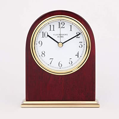 ^Relojes de mesa Reloj de mesa para la sala de estar Decoración Habitaciones Baño Relojes