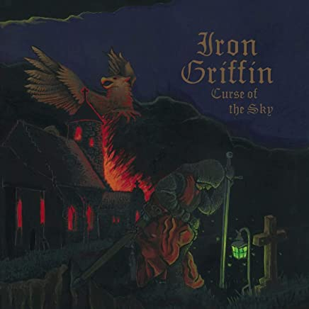 Iron Griffin - Curse Of The Sky (2019) LEAK ALBUM