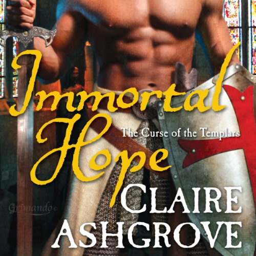 Immortal Hope audiobook cover art