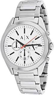 Armani Exchange Drexler Men's Chronograph Stainless Steel Watch AX2624