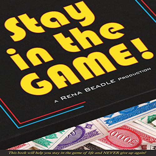 Stay in the Game audiobook cover art