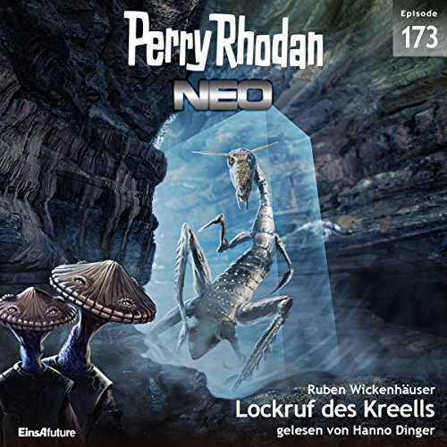 Lockruf des Kreells audiobook cover art