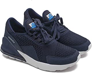 ASIAN Men's Dragon-01 Running Shoes,Gym Shoes,Knitted Sports Shoes,Walking Shoes, Fabric Phylon Sports Shoes