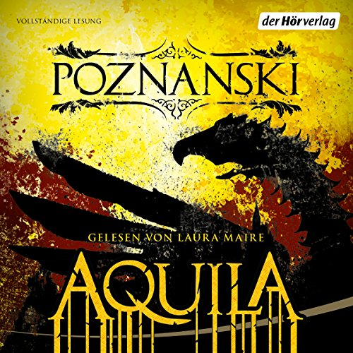 Aquila audiobook cover art