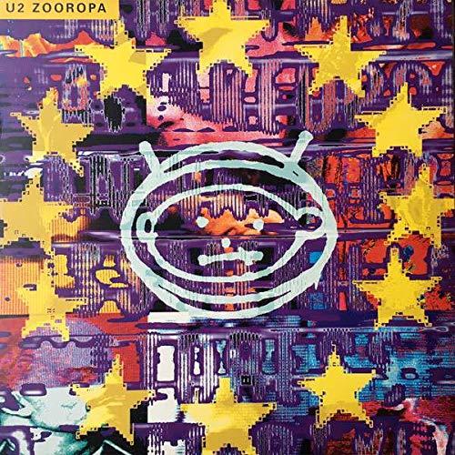 U2 - Zooropa - Island Records - 74321 15371 1