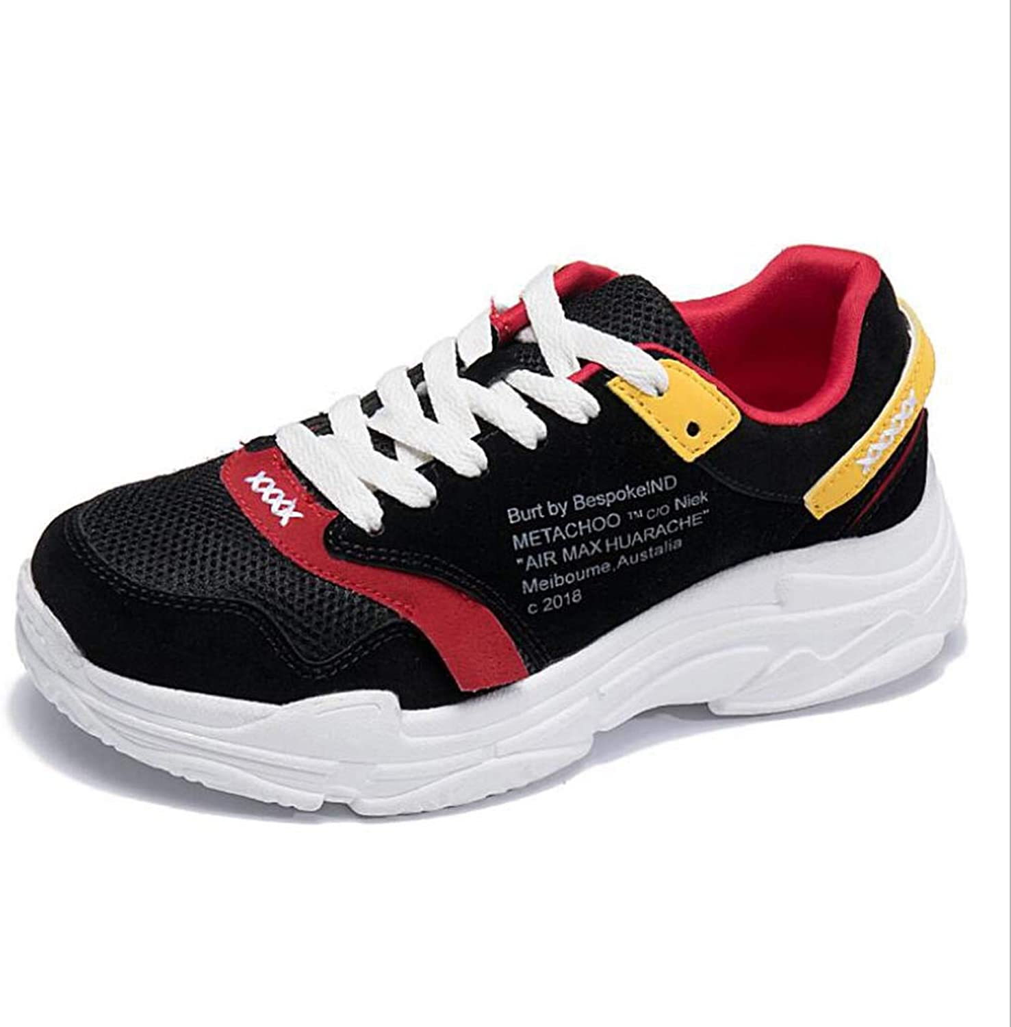 Women Outdoor Athletic Casual shoes-Mesh Soft Sole-Lightweight Breathable Fitness Walking shoes