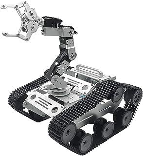 Almencla Starter Edition 3 DOF Metal Vehicle Robot Arm DIY Robotic